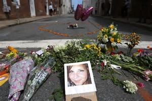 Heather Heyer – a needless death