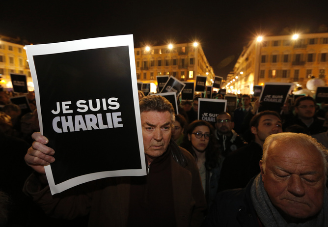 Remembering Charlie Hebdo